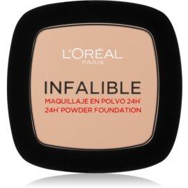 L'Oréal Paris Infallible fixační pudr odstín 160 Sand Beige 9 g