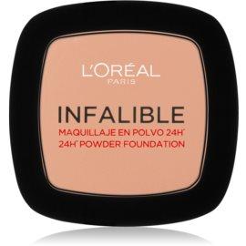 L'Oréal Paris Infallible fixační pudr odstín 245 Warm Sand 9 g