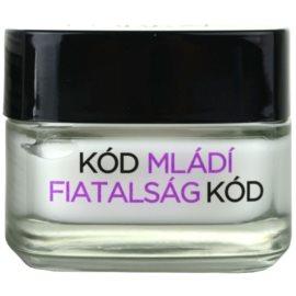 L'Oréal Paris Youth Code crema de zi pentru contur  pentru toate tipurile de ten  50 ml