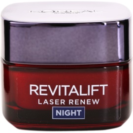 L'Oréal Paris Revitalift Laser Renew crema de noche antienvejecimiento  50 ml