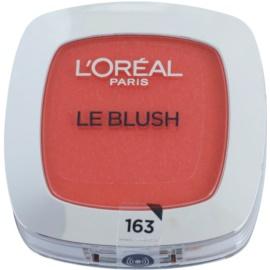 L'Oréal Paris Le Blush tvářenka odstín 163 Nectarine 5 g