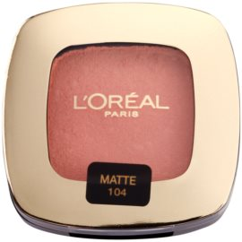L'Oréal Paris Color Riche L'Ombre Pure тіні для повік відтінок 104 La Vie En Rose Matte