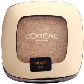 L'Oréal Paris Color Riche L'Ombre Pure oční stíny odstín 205 Sable Lamé Nude