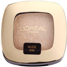 L'Oréal Paris Color Riche L'Ombre Pure oční stíny odstín 206 little Beige Dress Nude