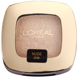 L'Oréal Paris Color Riche L'Ombre Pure oční stíny odstín 206 little Beige Dress Nude