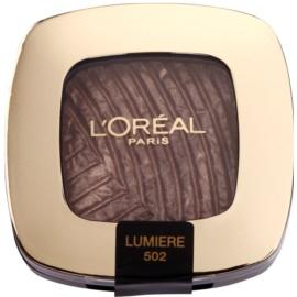 L'Oréal Paris Color Riche L'Ombre Pure тіні для повік відтінок 502 Quartz Fumé Lumiere