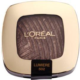L'Oréal Paris Color Riche L'Ombre Pure fard ochi culoare 502 Quartz Fumé Lumiere