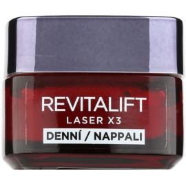 L'Oréal Paris Revitalift Laser X3 intenzivní péče proti stárnutí pleti  50 ml