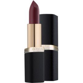 L'Oréal Paris Color Riche Matte ruj hidratant cu efect matifiant culoare 430 Mon Jules 3,6 g