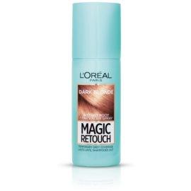 L'Oréal Paris Magic Retouch Spray zum sofortigen Kaschieren der Farbunterschiede durch nachwachsende Haare Farbton Dark Blonde 75 ml