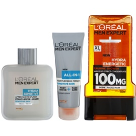 L'Oréal Paris Men Expert Hydra Sensitive Kosmetik-Set  I.