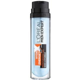 L'Oréal Paris Men Expert Hydra Energetic X hydratačný gel na tvár a fúzy  50 ml