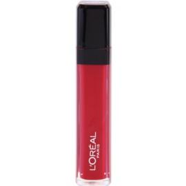 L'Oréal Paris Infallible Mega Gloss Matte lesk na pery odtieň 407 Smoke Me Up 8 ml