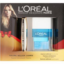 L'Oréal Paris Volume Million Lashes kozmetični set I.