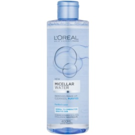 L'Oréal Paris Micellar Water мицеларна вода за нормална към смесена чувствителна кожа  400 мл.