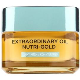L'Oréal Paris Extraordinary Oil Nutri-Gold Light Nourishing Oil Cream  50 ml
