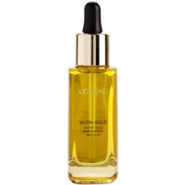 L'Oréal Paris Nutri-Gold Ulei facial cu 8 tipuri de uleiuri esentiale  30 ml