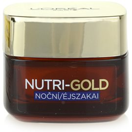 L'Oréal Paris Nutri-Gold krem na noc  50 ml