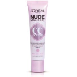 L'Oréal Paris Nude Magique CC Cream for Tired Skin SPF 20  30 ml