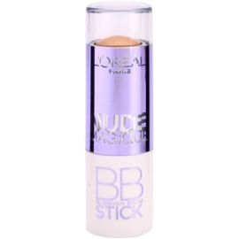 L'Oréal Paris Nude Magique BB creme  em stick  tom Medium/Dark 9 ml