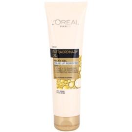 L'Oréal Paris Extraordinary Oil szemfestéklemosó krémes gél 3 az 1-ben  150 ml