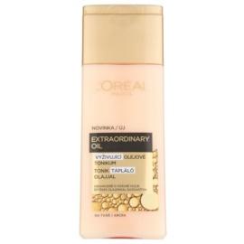 L'Oréal Paris Extraordinary Oil tónico nutritivo con aceite  200 ml