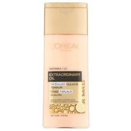 L'Oréal Paris Extraordinary Oil tónico nutritivo com óleo  200 ml