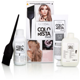 L'Oréal Paris Colorista Paint Permanent-Haarfarbe Farbton Rose Blonde