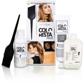 L'Oréal Paris Colorista Paint Permanent-Haarfarbe Farbton Strawberry Blonde