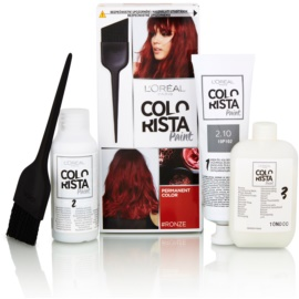L'Oréal Paris Colorista Paint Permanent-Haarfarbe Farbton Ronze