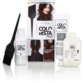 L'Oréal Paris Colorista Paint Culoare permanenta pentru par culoare Marsala