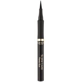 L'Oréal Paris Super Liner Perfect Slim tekuté oční linky odstín Intense Black 7 g