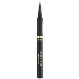 L'Oréal Paris Super Liner Perfect Slim tekuté oční linky odstín Brown 7 g