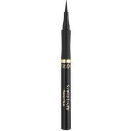 L'Oréal Paris Super Liner Perfect Slim tekuté oční linky odstín Brown 7 g