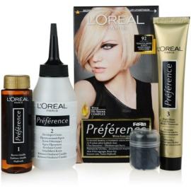 L'Oréal Paris Préférence фарба для волосся відтінок 92