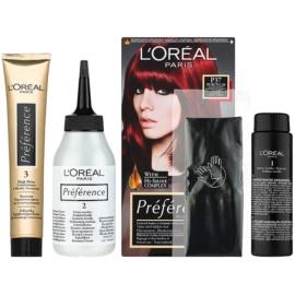 L'Oréal Paris Préférence фарба для волосся відтінок P37 Pure Plum