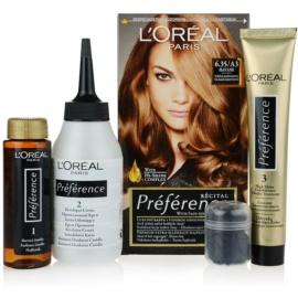 L'Oréal Paris Préférence фарба для волосся відтінок 6.35/A3 Havane