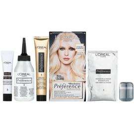 L'Oréal Paris Préférence фарба для волосся відтінок Extreme Platinum