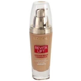 L'Oréal Paris Revitalift tekoči puder za zrelo kožo odtenek 160 Rose Beige (SPF 20) 25 ml