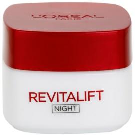 L'Oréal Paris Revitalift ujędrniająco - przeciwzmarszczkowy krem na noc do wszystkich rodzajów skóry  50 ml