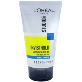 L'Oréal Paris Studio Line Invisi´ Hold żel do włosów  150 ml