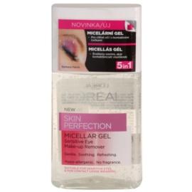 L'Oréal Paris Skin Perfection gel micelar para olhos sensíveis  125 ml