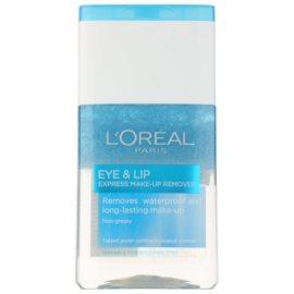 L'Oréal Paris Skin Perfection 2-Phasen Abschminkwasser Für Lippen und Augenumgebung  125 ml