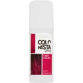 L'Oréal Paris Colorista Spray Haarfarbe im Spray Farbton Hot Pink  75 ml
