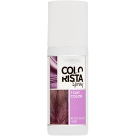 L'Oréal Paris Colorista Spray Haarfarbe im Spray Farbton Lavender  75 ml