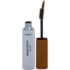L'Oréal Paris Brow Artist Sculpt Mascara  voor Wenkbrauwen Tint  02 Brunette 6,5 gr