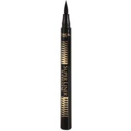 L'Oréal Paris Super Liner Superstar tužka na oči odstín Black 7 g