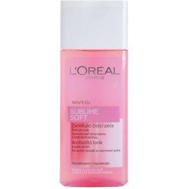 L'Oréal Paris Sublime Soft pleťová voda pro citlivou a suchou pleť  200 ml