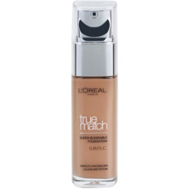 L'Oréal Paris True Match folyékony make-up árnyalat 5D/5W Golden Sand 30 ml