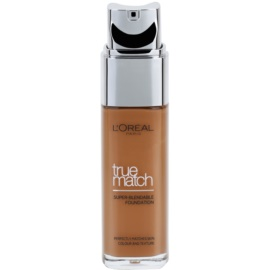 L'Oréal Paris True Match folyékony make-up árnyalat 8D/8W Golden Cappuccino 30 ml